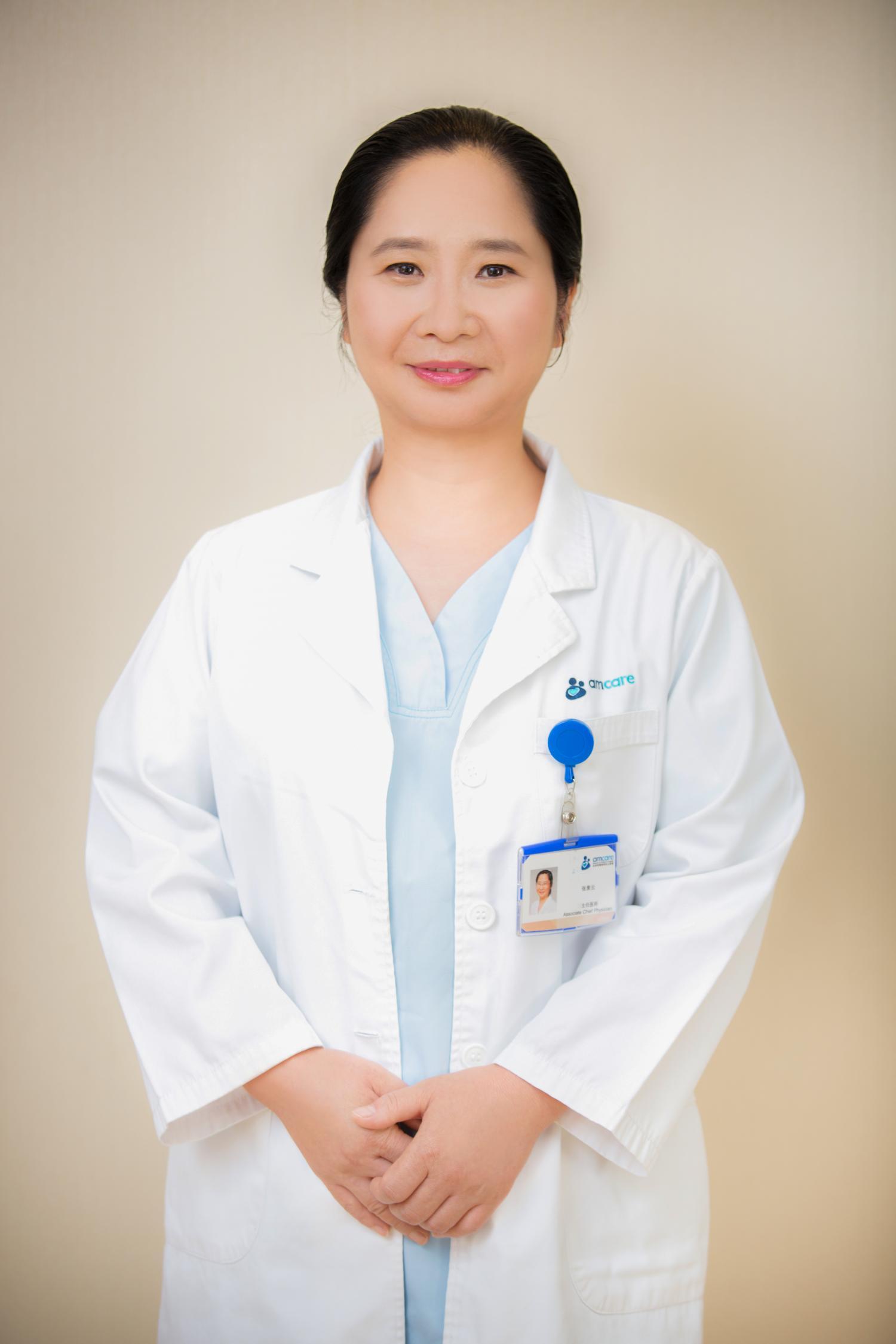 张素云-主任医师